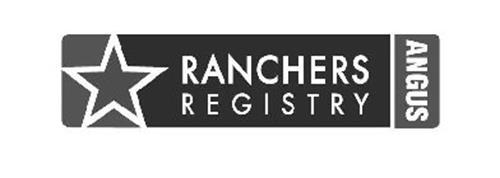 RANCHERS REGISTRY ANGUS