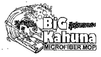 BIG KAHUNA  REJUVENATE MICROFIBER MOP