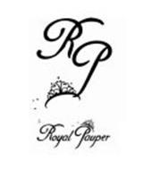 RP ROYAL PAUPER