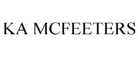 KA MCFEETERS