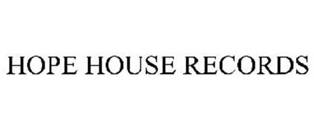 HOPE HOUSE RECORDS