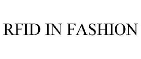 RFID IN FASHION