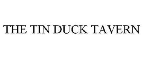 THE TIN DUCK TAVERN