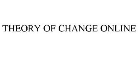 THEORY OF CHANGE ONLINE