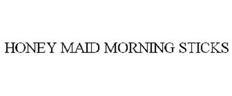 HONEY MAID MORNING STICKS