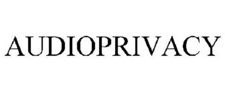 AUDIOPRIVACY