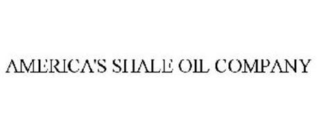 AMERICA'S SHALE OIL COMPANY