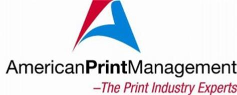 A AMERICANPRINTMANAGEMENT -THE PRINT INDUSTRY EXPERTS