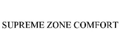 SUPREME ZONE COMFORT