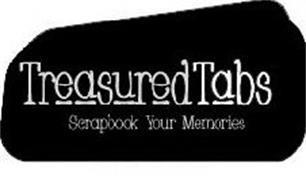 TREASURED TABS SCRAPBOOK YOUR MEMORIES