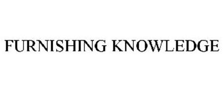 FURNISHING KNOWLEDGE