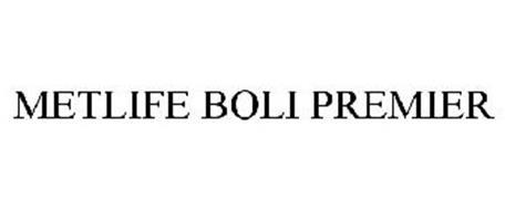 METLIFE BOLI PREMIER