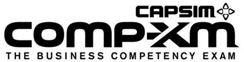 CAPSIM COMPXM THE BUSINESS COMPETENCY EXAM