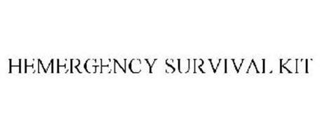 HEMERGENCY SURVIVAL KIT