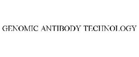 GENOMIC ANTIBODY TECHNOLOGY