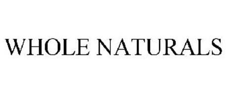 WHOLE NATURALS