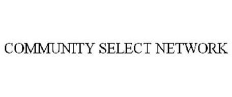 COMMUNITY SELECT NETWORK