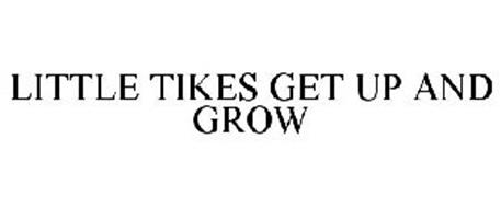 LITTLE TIKES GET UP AND GROW