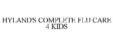 HYLAND'S COMPLETE FLU CARE 4 KIDS