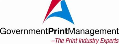 A GOVERNMENTPRINTMANAGEMENT - THE PRINT INDUSTRY EXPERTS