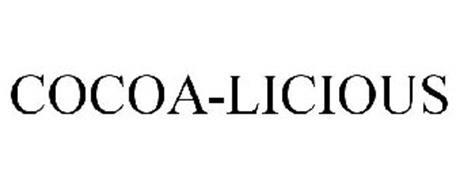 COCOA-LICIOUS