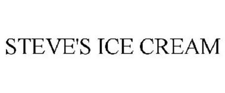 STEVE'S ICE CREAM