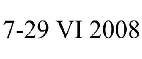 7-29 VI 2008