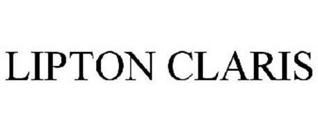 LIPTON CLARIS