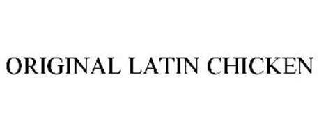 ORIGINAL LATIN CHICKEN