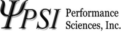 PSI PERFORMANCE SCIENCES, INC.