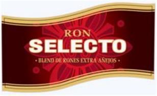 RON SELECTO BLEND DE RONES EXTRA ANEJOS