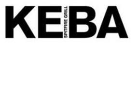 KEBA SPITFIRE GRILL