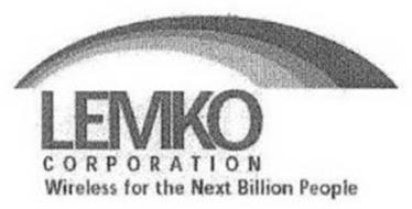 LEMKO CORPORATION WIRELESS FOR THE NEXT BILLION PEOPLE
