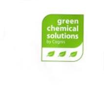 GREEN CHEMICAL SOLUTIONS BY COGNIS