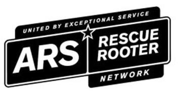 united by exceptional service ars rescue rooter network trademark of