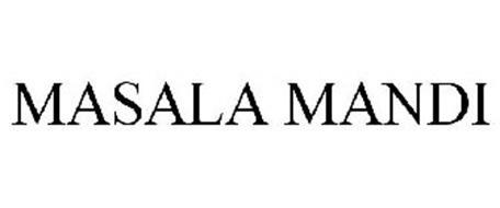MASALA MANDI