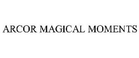 ARCOR MAGICAL MOMENTS
