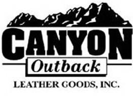 CANYON OUTBACK LEATHER GOODS, INC.
