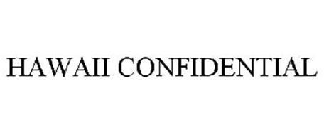 HAWAII CONFIDENTIAL