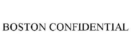 BOSTON CONFIDENTIAL