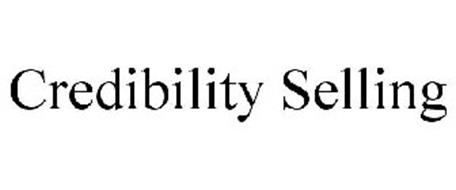 CREDIBILITY SELLING