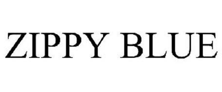 ZIPPY BLUE