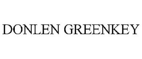 DONLEN GREENKEY