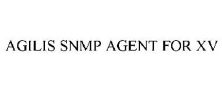 AGILIS SNMP AGENT FOR XV