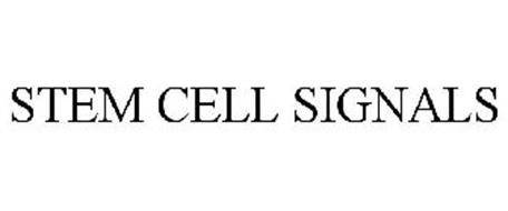 STEM CELL SIGNALS