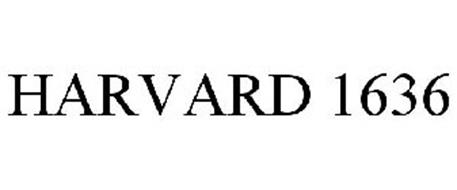 HARVARD 1636