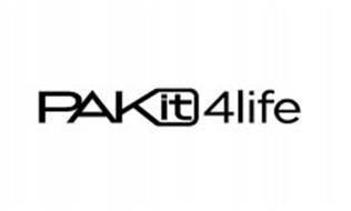 PAK IT 4 LIFE