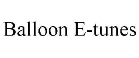 BALLOON E-TUNES