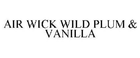 AIR WICK WILD PLUM & VANILLA