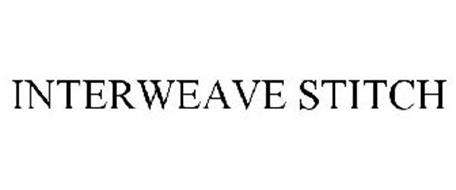 INTERWEAVE STITCH
